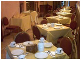 Hotel Flaminius Breakfast Hall